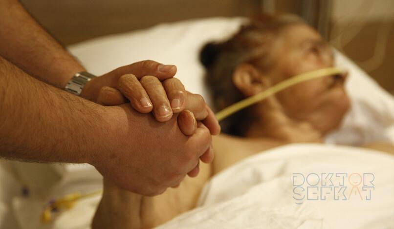 bakım evimizde ameliyatlı ve kanser hastalarının bakımı